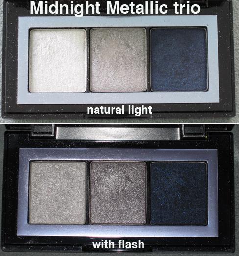 Midnight metallics