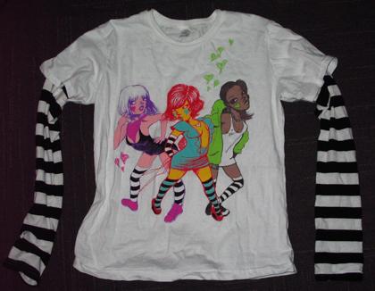 Fafi shirt