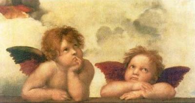 Raphael-Cherubs
