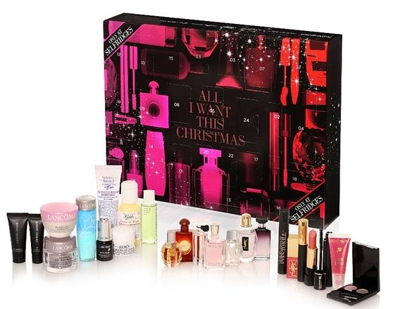 L'Oréal+advent+calendar