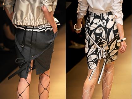 Mabille skirts