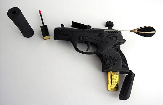Gun makeup