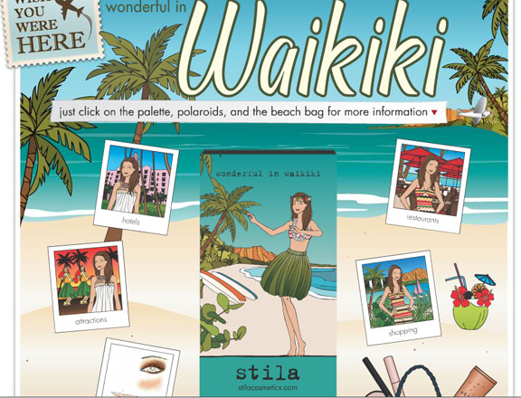 Waikiki screen shot