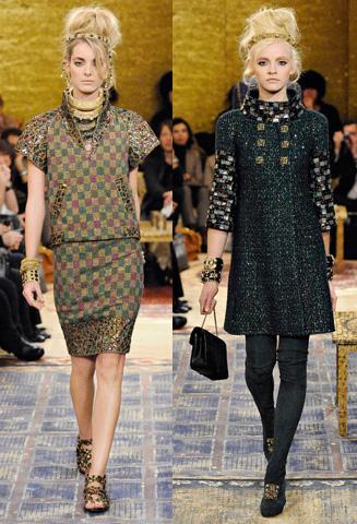 Chanel mosaic