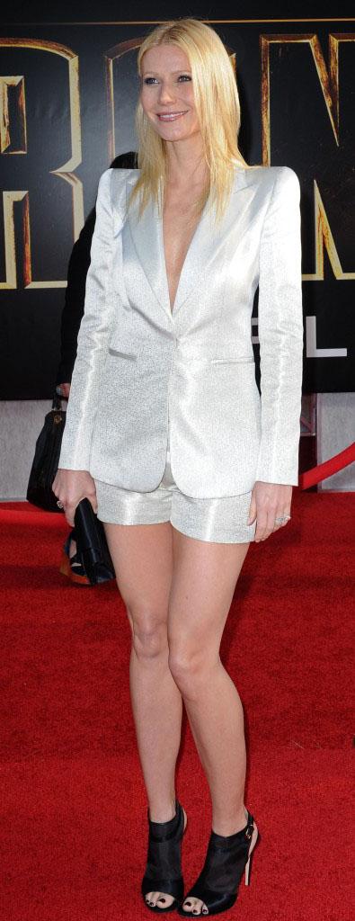 PALTROW suit