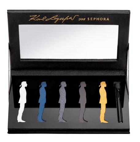 Lagerfeld palette