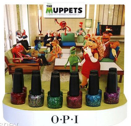 OPI-MUppets