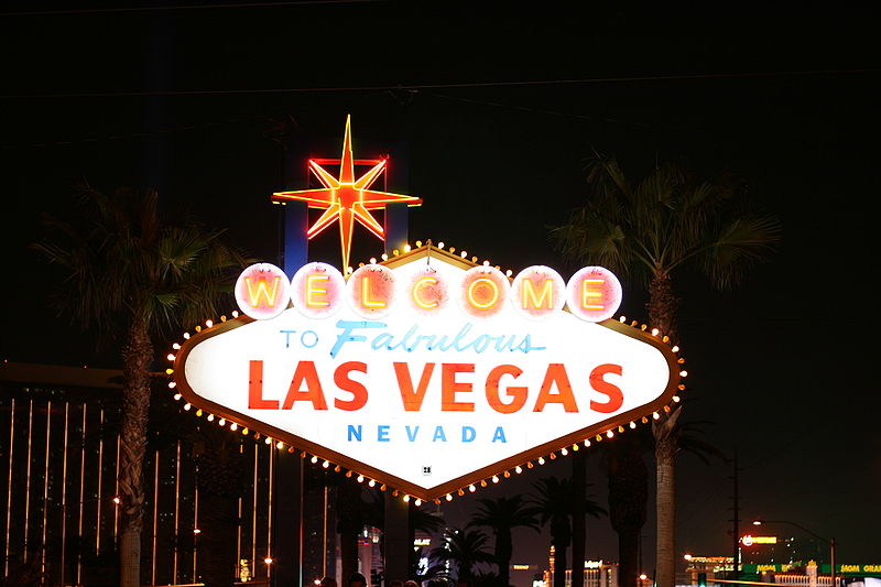 Vegaswelcomesign