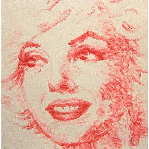 Marilyn-portrait