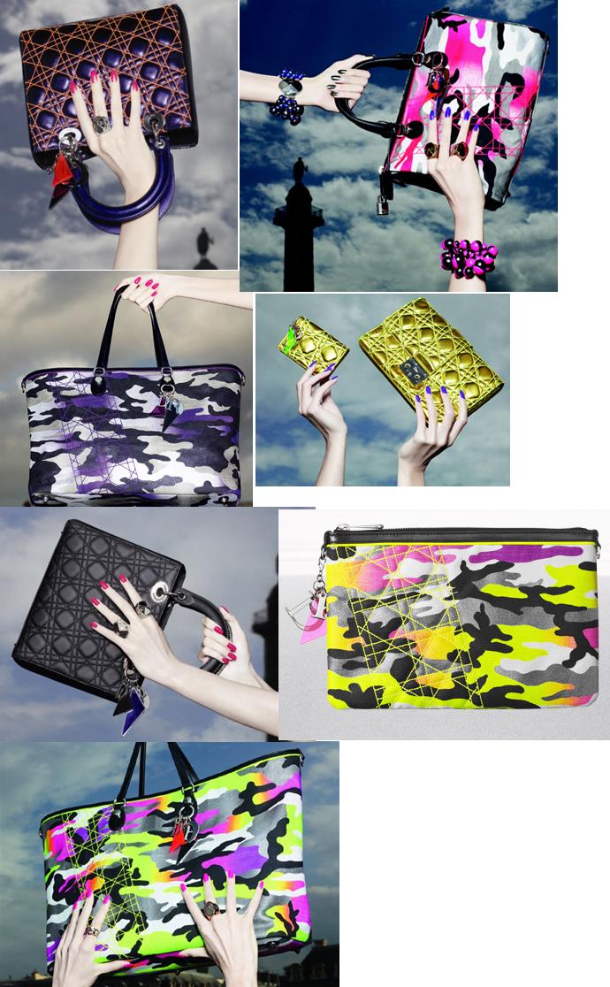 Dior AR bags