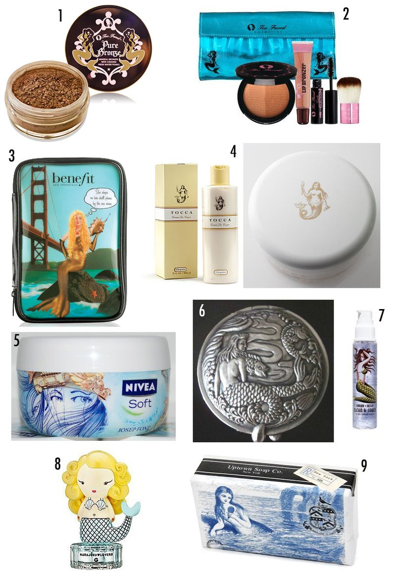 Mermaid.beauty.products