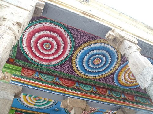 Mandala.ceiling