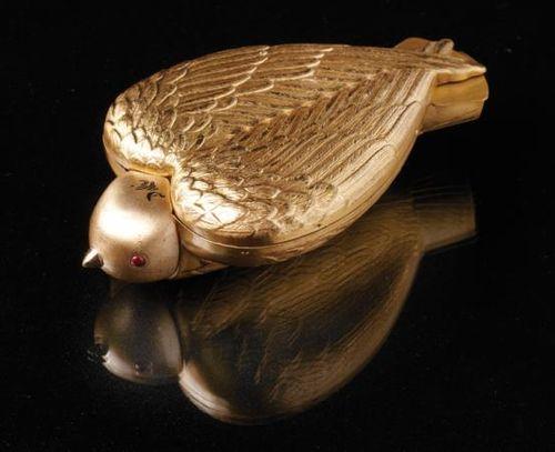 Guerlain bird compact