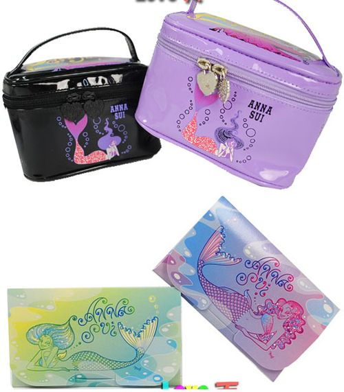 Anna sui bags and blotting sheets