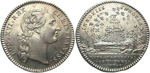 Louis-xvi-bee-coin