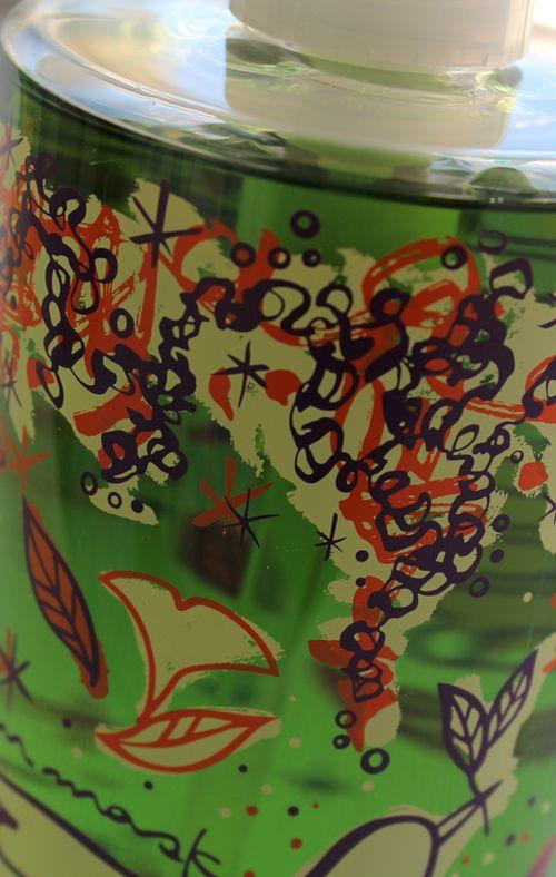 Shu-Unmask-green-oil-detail