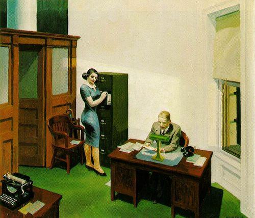 Hopper-office-at-night