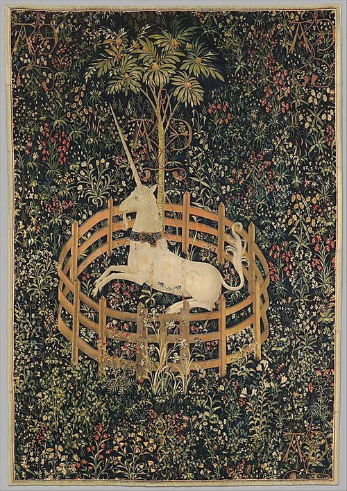 Unicorn-in-captivity