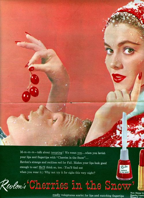 Revlon-cherries-snow