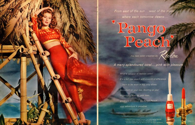 Revlon_ad_pango_peach_1960