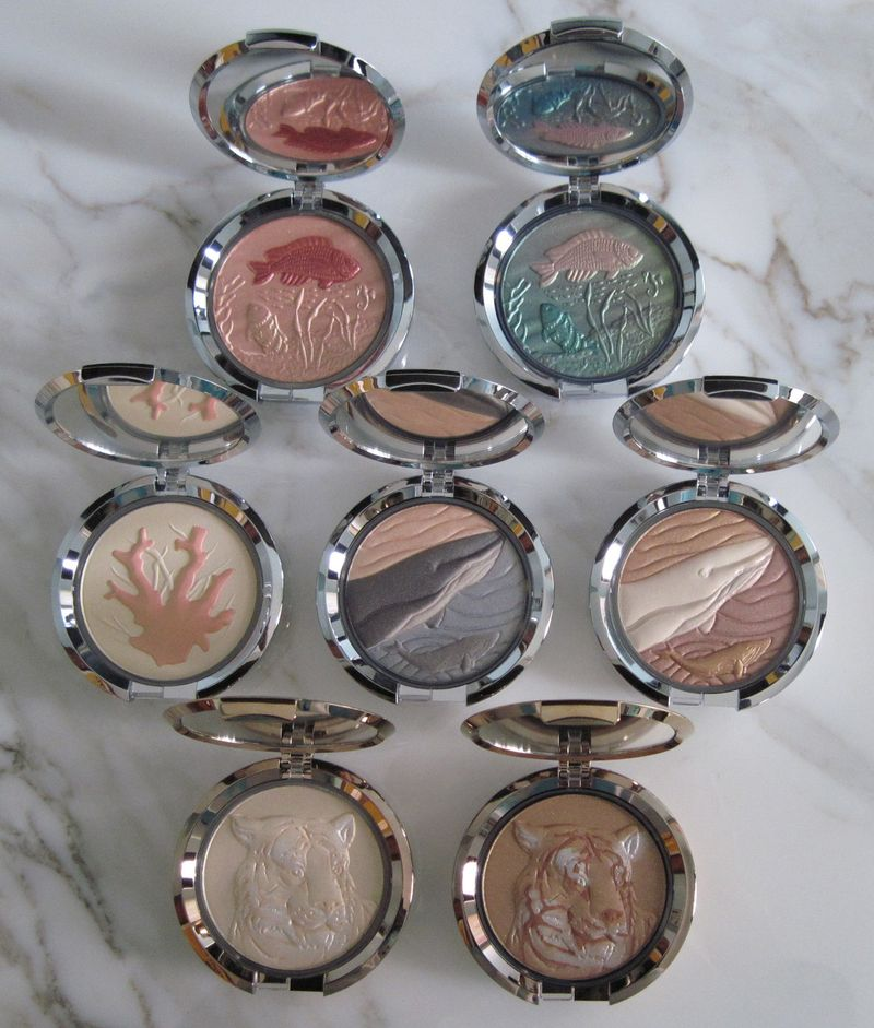 Chantecaille-compacts