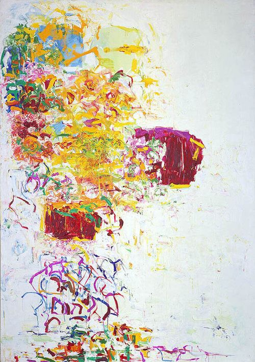 Joan-Mitchell-1969-Sunflower-III-