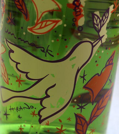 Shu-Unmask-green-oil-bird