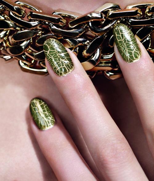 Dior-croc-nails