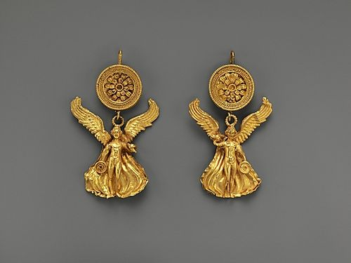 Greek-earrings