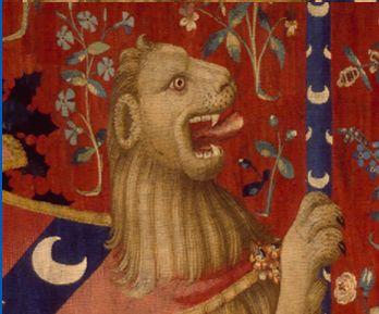 Lady-unicorn-taste-lion