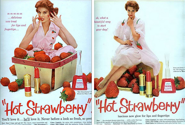 Cutex-hot-strawberry-ads