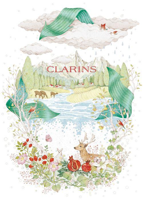 Gobugi-clarins