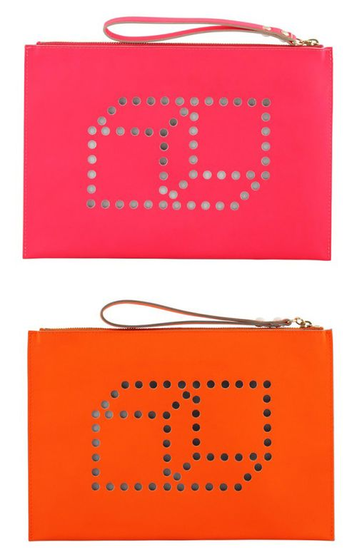 Pierre-Hardy-bags-pink-orange