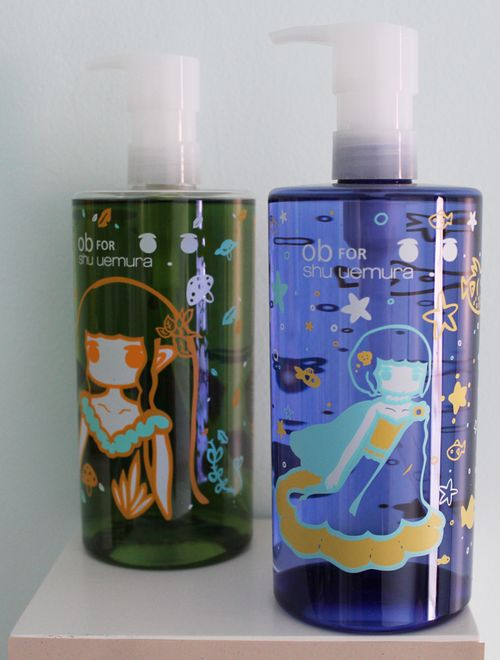 Shu-OB-oils