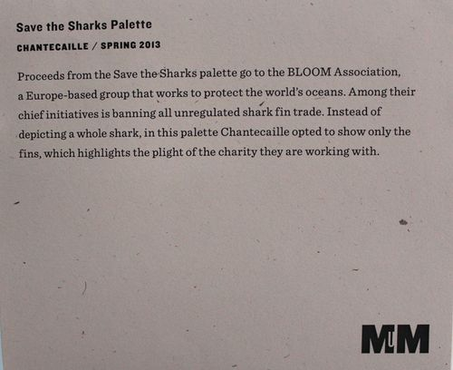 Chantecaille-sharks-label