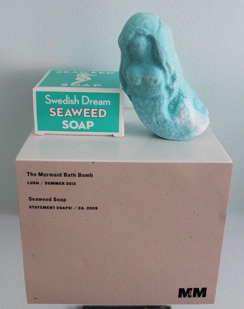 Lush-mermaid-seaweed-soap
