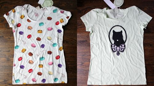 Laduree-tees