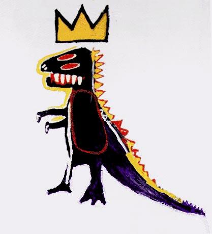 Basquiat-pez-dispenser