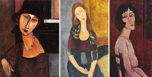 Modigliani-women