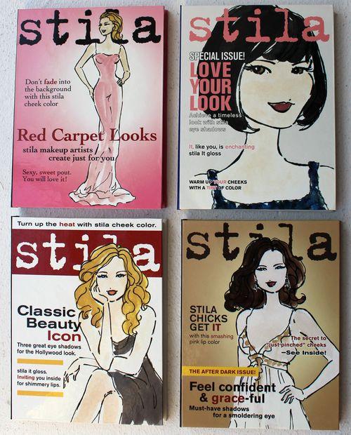 Stila-lookbooks