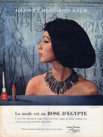 Harriet-hubbard-ayer-rose d'egypte