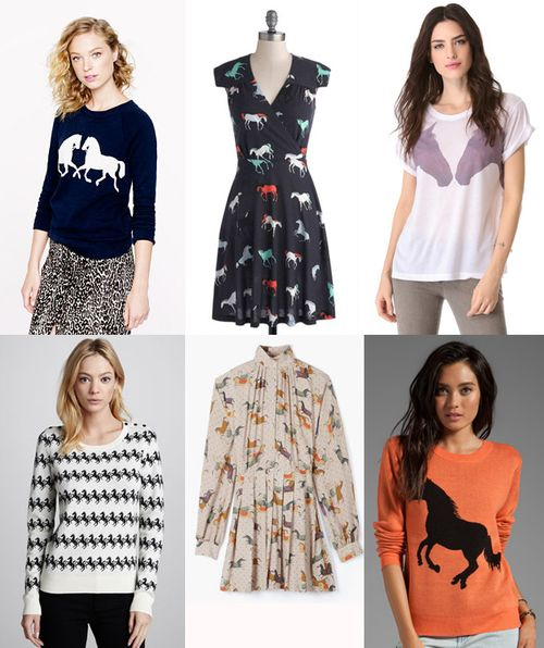 Equestrian-inspired