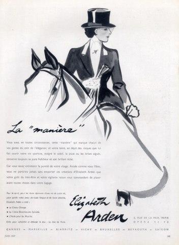 Elizabeth-arden-cosmetics-1937-horsewoman
