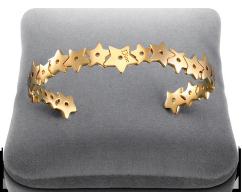 Dior-star-bracelet