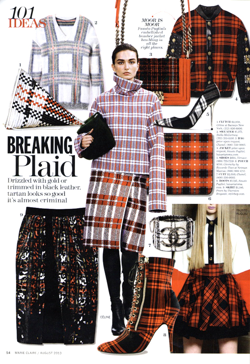 Breaking.plaid