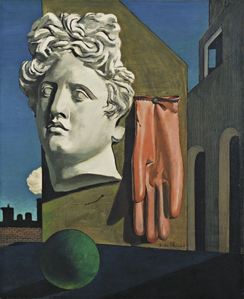 De-chirico-song-of-love