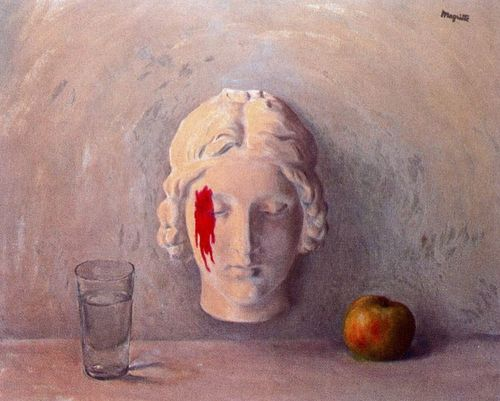 Magritte-memory