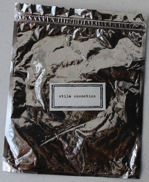 Stila-silver-bag