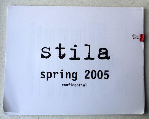 Stila-spring-2005