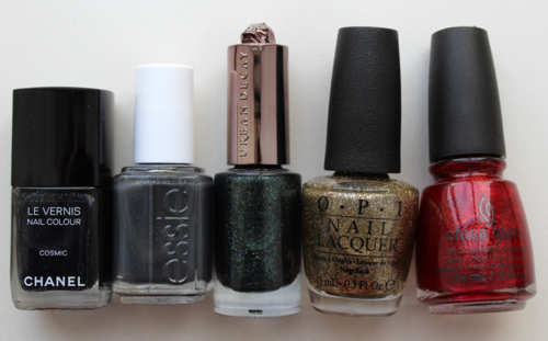 Holiday-nail-polishes